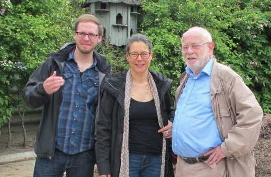 Tobias von Pein, Nina Scheer, Eckart Kuhlwein
