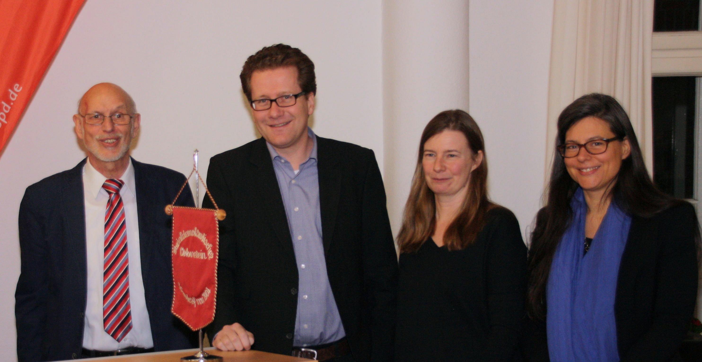 111 Jahre SPD OV Wentorf, 28.03.2015